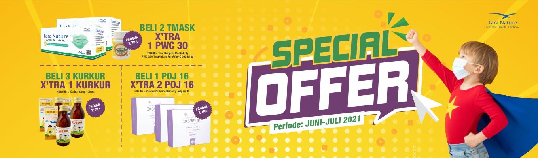 Special Offer juni juli 2021 mobile